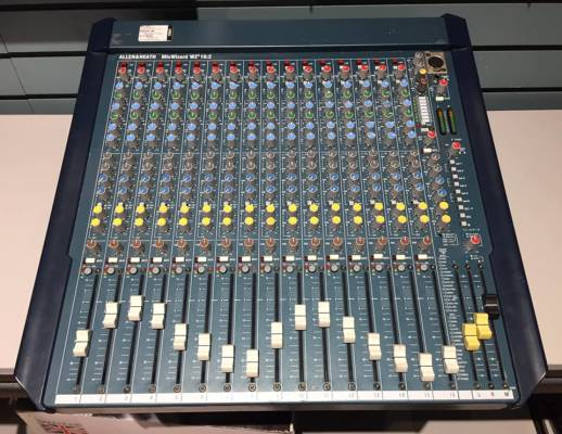 (USED) Allen & Heath W3 1602 - 16 Channel Mixer