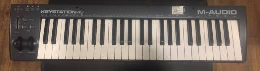(USED) M-Audio Keystation 49II 49-Note MIDI Controller