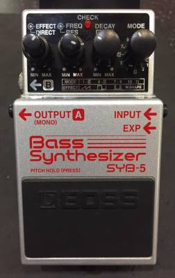 Store Special Product - (USED) BOSS SYB-5 Bass Synth Pedal