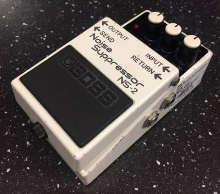 Store Special Product - (USED) BOSS NS-2 Noise Suppressor/Power Supply Pedal