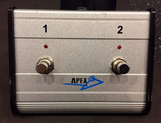 (USED) Apex AFS2 Two Button Footswitch