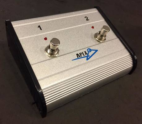 Store Special Product - (USED) Apex AFS2 Two Button Footswitch