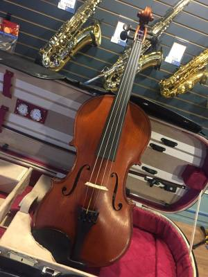 (USED) Carlton CVA100 Viola Outfit with Case and Bow