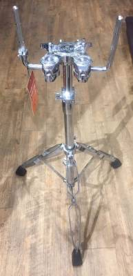 (USED) Drum Workshop Double Tom Stand with Arms