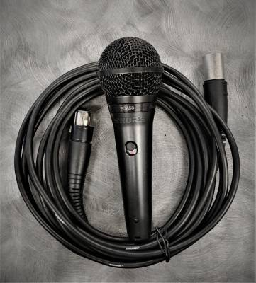 Shure PGA58 Cardioid Dynamic Vocal Microphone with Cable