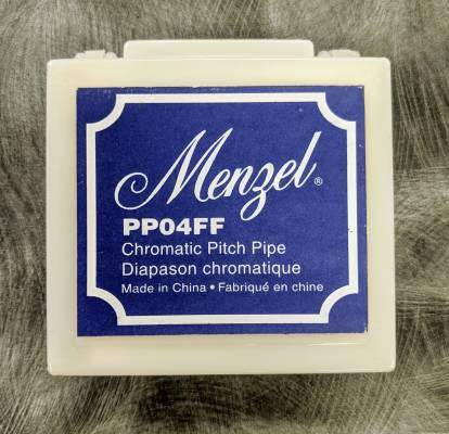 Menzell Pitch Pipe F