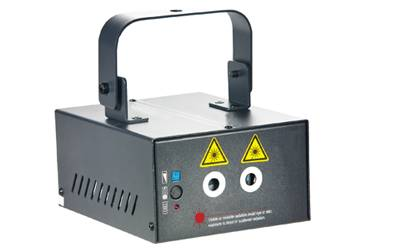 Nebula Dual Laser Scanner - Red and Blue Beams