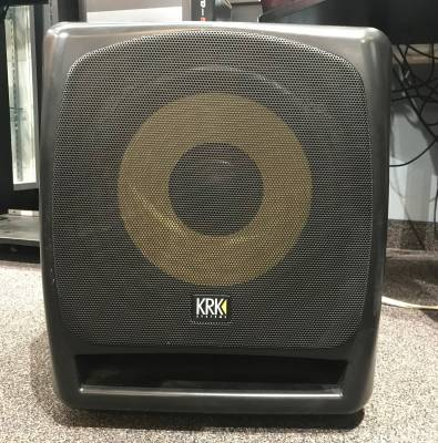 KRK Powered 12 inch Subwoofer