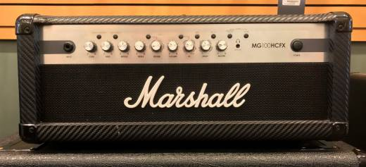 MARSHALL MG100HCFX - 100 Watt Head with Effects