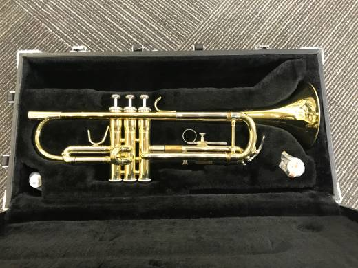Jupiter 600L - Bb Intermediate Trumpet