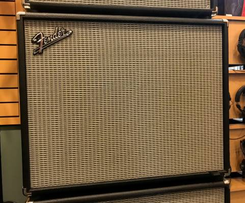 Store Special Product - Fender Bassman 410 Neo Cabinet