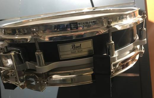 PEARL Free Floating 14x3.5 Inch Snare - Stainless Steel
