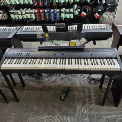 Store Special Product - FP-60 Digital Piano w/Speakers - Black
