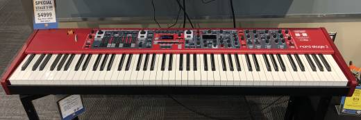 Stage 3 88 Note Weighted Hammer Action Keyboard