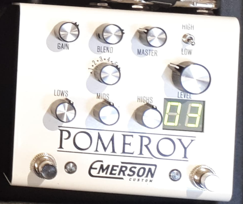 EMERSON CUSTOM POMEROY OVERDRIVE/BOOST