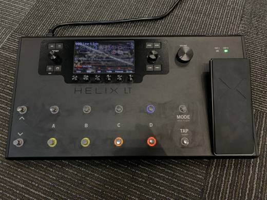 Store Special Product - Line 6 Helix LT Amp & FX Pedal Board