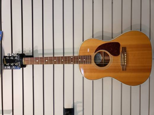 Gibson 2018 LG-2 AE American Eagle - Antique Natural