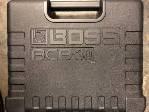 Boss BCB-30 - Pedal Carry Case
