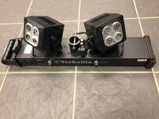 Yorkville High Output 2 Pod LED Light bar