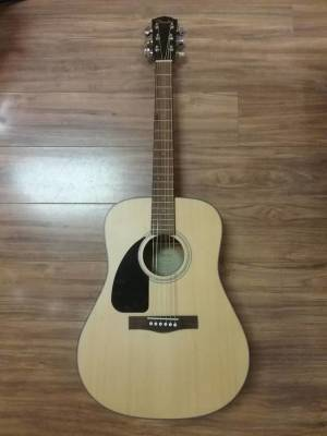 Fender CD-100 Left Handed Dreadnought