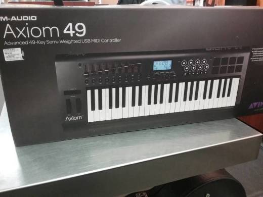 M-Audio Axiom 49 MKII