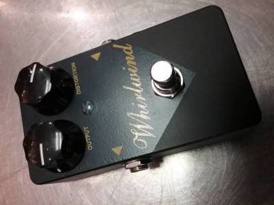 Store Special Product - Whirlwind Gold Box Distortion Pedal