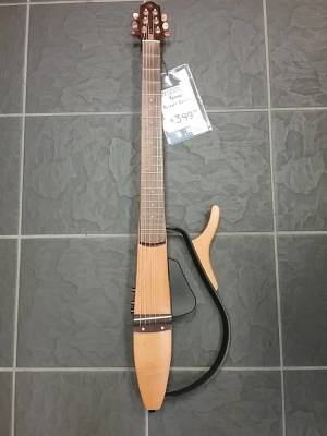 Yamaha Silent Guitar Steal String Natural
