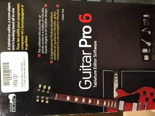Guitar Pro 6 - Notation Software