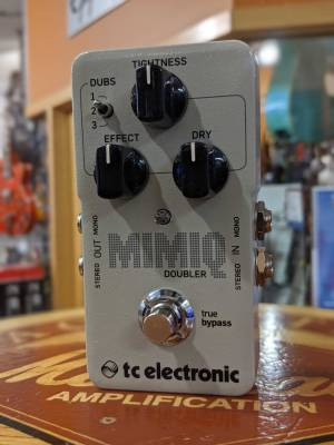 Store Special Product - Mimiq Doubler Pedal