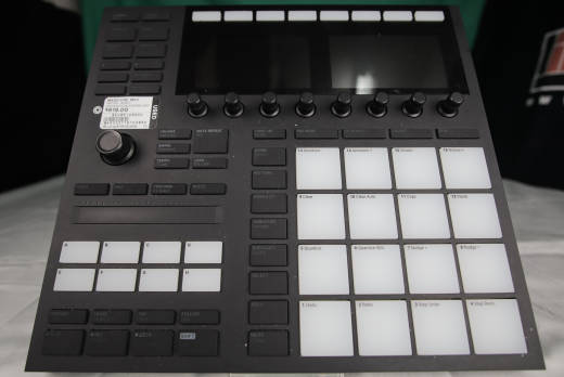 Native Instruments Maschine MK3 Music Production System