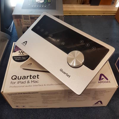 Store Special Product - Quartet 12 In x 8 Out USB Audio Interface for Mac and PC