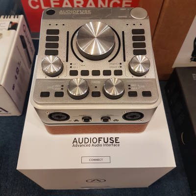 Store Special Product - AudioFuse 14x14 I/O Audio Interface - Classic Silver