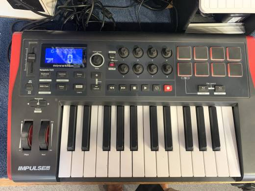 Impulse 25 USB MIDI Keyboard Controller