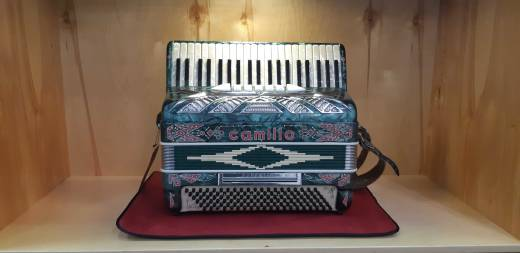 Camillo Superlini 120 Bass Accordion