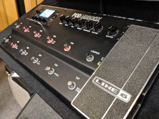 Guitar Multi-Effects Processor