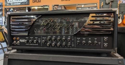 333XL Infinium Hardcore 120W 3-Channel Tube Amplifier Head with Reverb