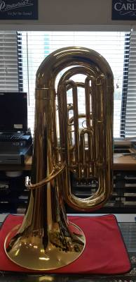 Jupiter 380L - BBb Tuba - 3/4 Size w/Marching Leadpipe