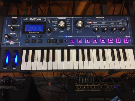 MiniNova Mini Synth with Vocal Effects