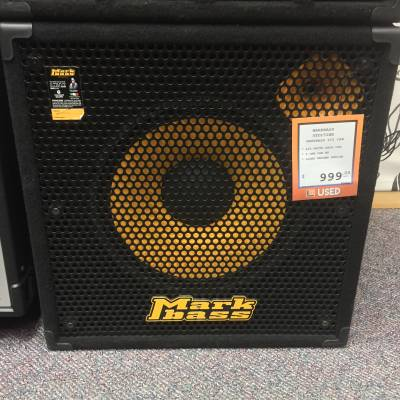Mark bass 400w 8ohm Cab