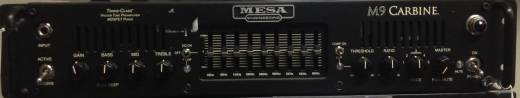 Mesa Boogie M9 Carbine 600W Bass Head - Rack Mounted