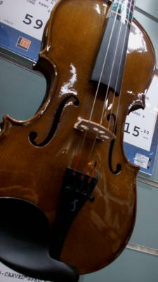 Store Special Product - Stentor 4/4 violin outfit