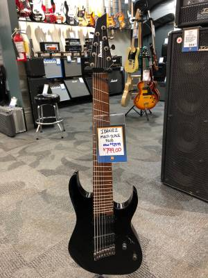 Store Special Product - Ibanez Multi-Scale 8-string guitar