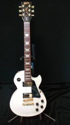 Gibson 2016 Les Paul Studio -  White