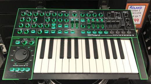 Store Special Product - ROLAND AIRA System-1 Plug-Out Synthesizer