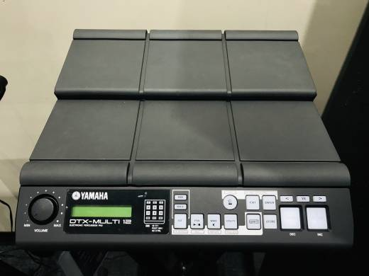 yamaha dtx multi 12 electronic percussion pad long. Black Bedroom Furniture Sets. Home Design Ideas
