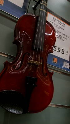 Schoenbach 3/4 violin outfit