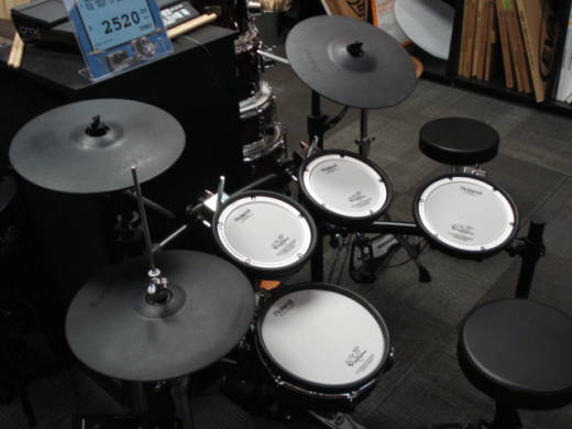 TD-25KS V-Drum Kit with MDS-9V Drum Stand