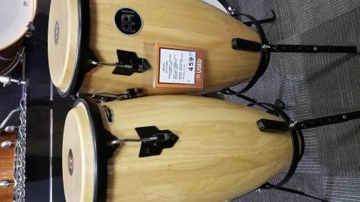 Headliner Congas with Stand - Natural