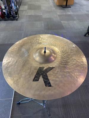 K Custom Session Ride Cymbal - 20 Inch