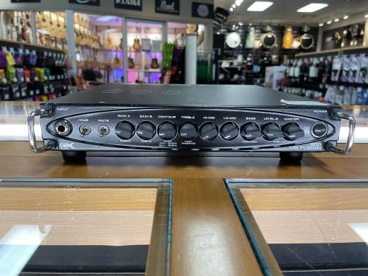 Store Special Product - Gallien-Krueger - MB-FUSION800